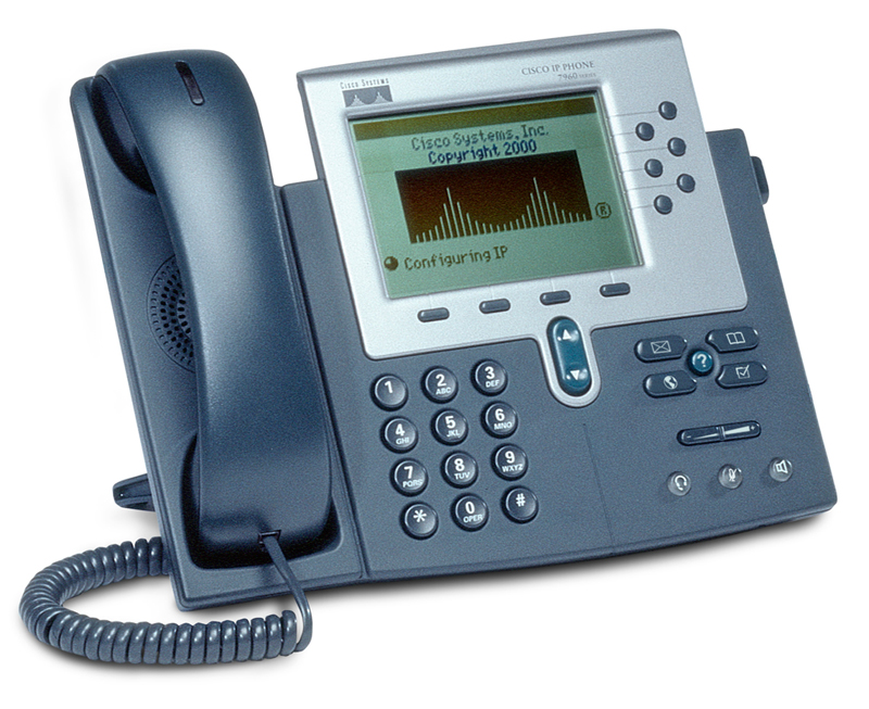 Cisco 7961G IP Phone SCCP Windows Vista 64-BIT