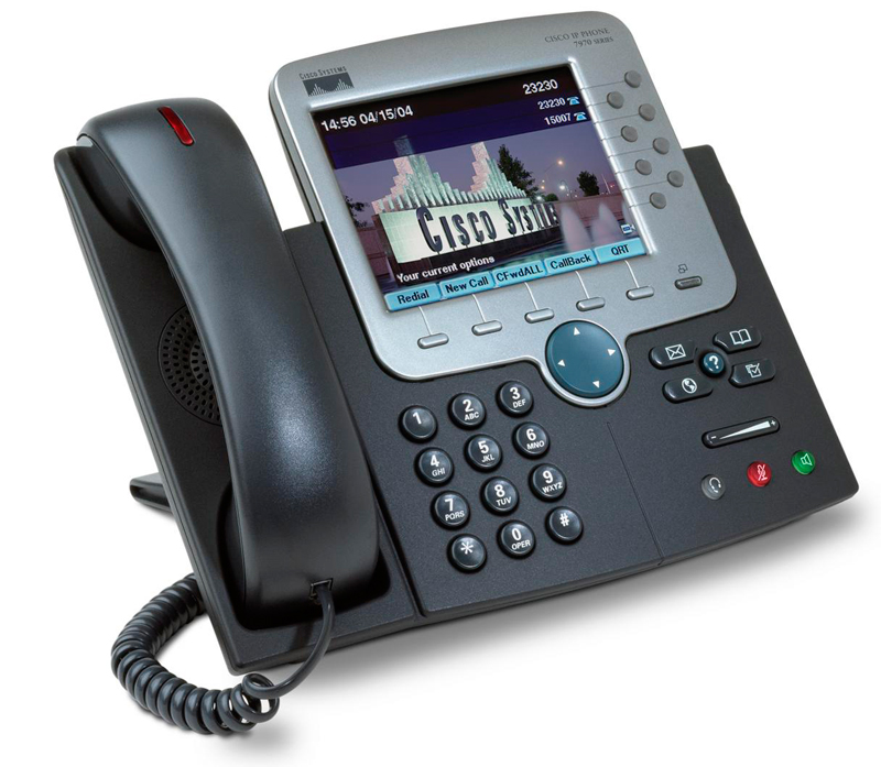 Driver for Cisco 7975G IP Phone SCCP