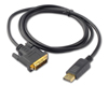 Cable DVI-D M a HDMI M