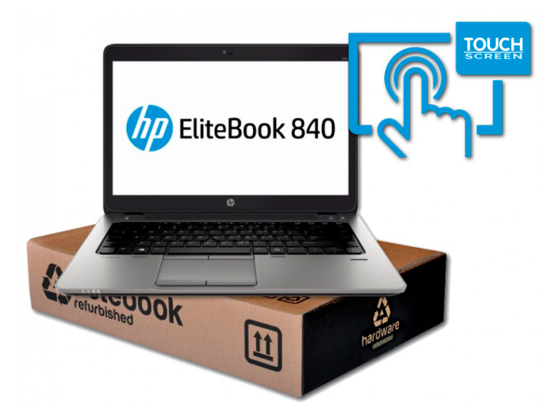 Laptop 13-14'' Used HP EliteBook 840 G3 - Grupo Digalco, SL - 2nd