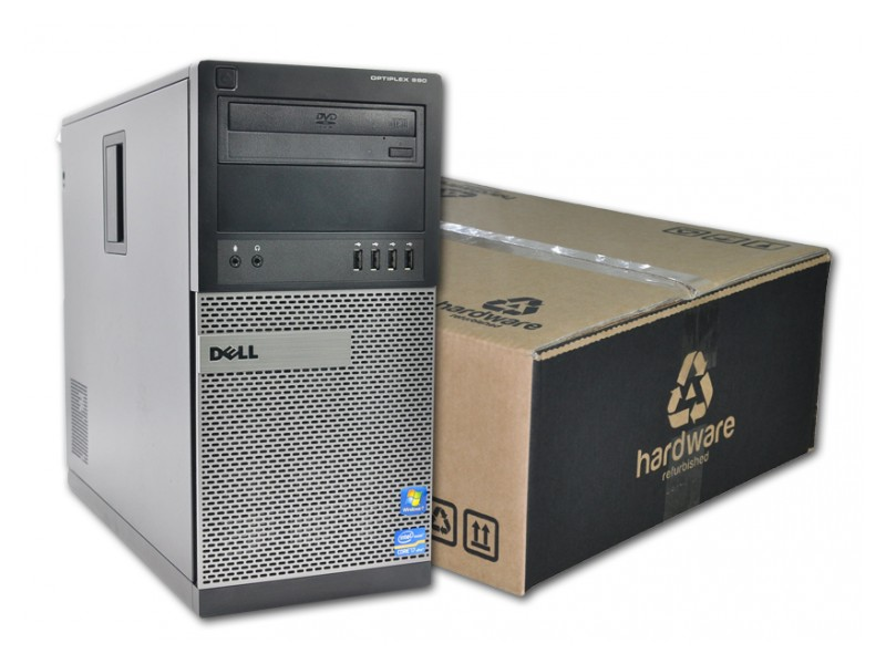 Intel Core i5 Used Dell Optiplex 990 MT - Grupo Digalco, SL
