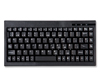 Teclado Mini ACK-595 PS2