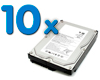 3,5'' SATA 500 Gb. Pack 10