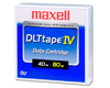Cartucho MAXELL DLT 4 40/80Gb.